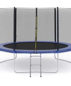 Trambulina ACTION® High Quality 305 cm cu plasa de protectie si scara