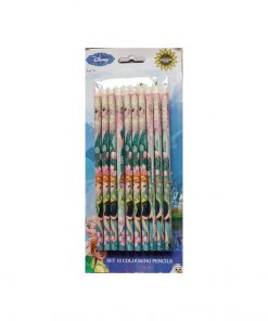 Set 10 creioane colorate, Frozen