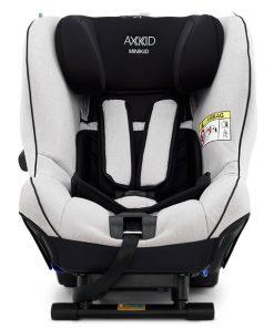 Scaun Auto Rear Facing Axkid Minikid 2.0 Premium - Sky Grey