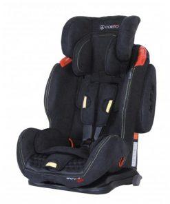 Scaun Auto Sportivo Cu Isofix Black Coletto