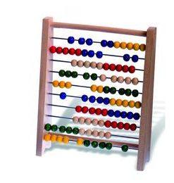 Abacus - Socotitoare operatii matematice de baza Egmont Toys
