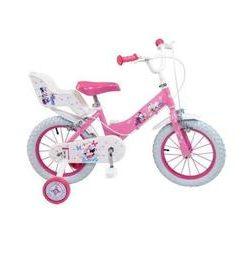Bicicleta 14 Minnie Mouse Club House - Toimsa