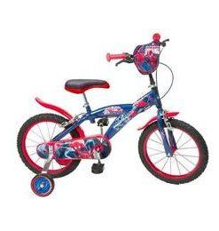 Bicicleta 16 - Spiderman - Tomisa