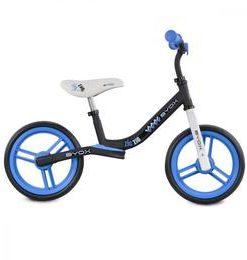Bicicleta fara pedale Zig-Zag Blue