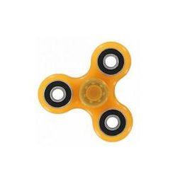 Fidget Spinner Interactiv - Fosfo Galben