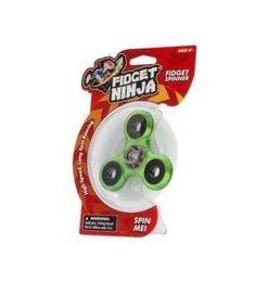 Fidget Spinner Ninja - Verde