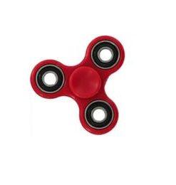 Finger Fidget Spinner - Rosu