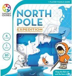 Joc educativ - North Pole Expedition. Expeditie la Polul Nord