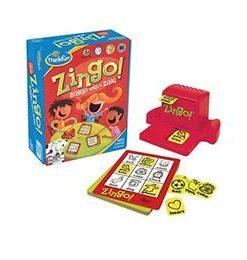 Joc educativ - Zingo! Bingo with a Zing