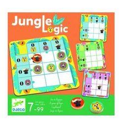 Joc jungle logic - Djeco