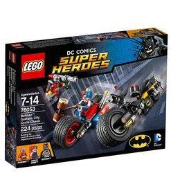 LEGO DC - Comics Recolta de spaima Scarecrow 76054 pentru 7-14 ani