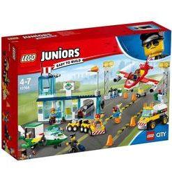 Lego Juniors Aeroportul orasului 10764 pentru 4-7 ani