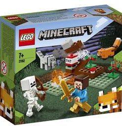 LEGO Minecraft - Aventura din Taiga