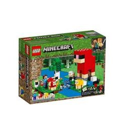 LEGO Minecraft - Ferma de lana