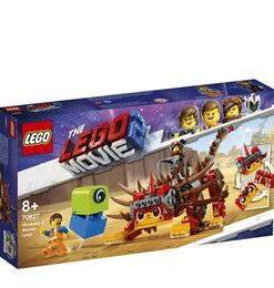 LEGO Movie - 2 Ultrakatty & Razboinicul Lucy! 70827 pentru 7+