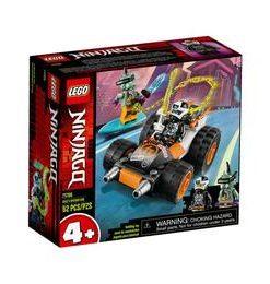 LEGO Ninjago - Masina de viteza a lui Cole