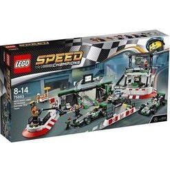 LEGO Speed Champions - Mercedes AMG Petronas Formula One Team 75883 pentru 8-14 ani