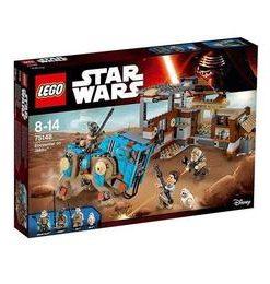 LEGO Star Wars - Confruntare pe Jakku 75148 pentru 8-14 ani