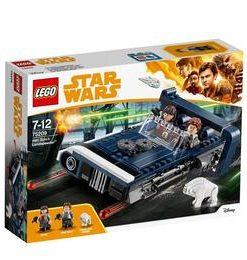 LEGO Star Wars Han Solo`s Landspeeder 75209 pentru 7-12 ani