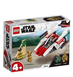 LEGO Star Wars - Rebel A-Wing Starfighter 75247 pentru 4+