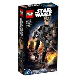 LEGO Star Wars - Sergentul Jyn Erso 75119 pentru 7-14 ani