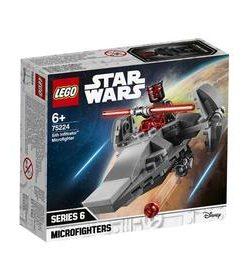 LEGO Star Wars Sith Infiltrator microfighter 75224 pentru 6+