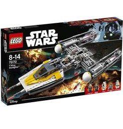 LEGO Star Wars - Y-Wing Starfighter 75172 pentru 8-14 ani