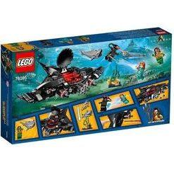 LEGO Super Heroes - Aquaman, 76095 pentru 7-12 ani