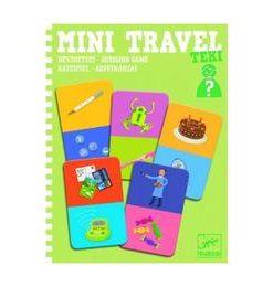 Mini travel Djeco joc de logica