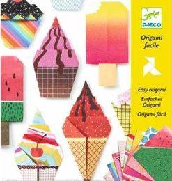 Origami - inghetata Djeco