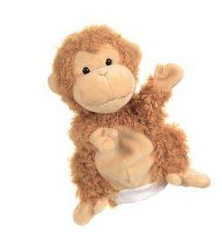 PapuÈ™a de mâna maimuÈ›ica - Egmont