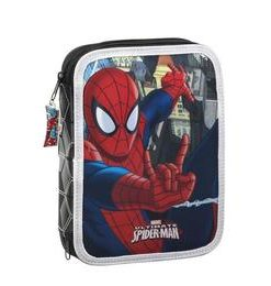 Penar Spiderman 55 piese dublu echipat - Safta