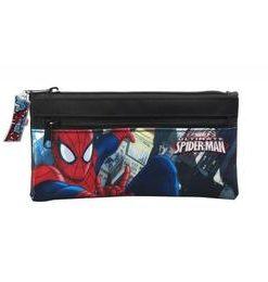 Penar Spiderman cu doua fermoare