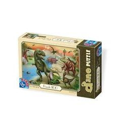 Puzzle 100 - Dino Puzzle