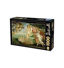 Puzzle 1000 Botticelli - Birth of Venus