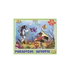 Puzzle - Paradisul acvatic