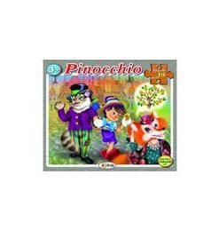 Puzzle - Pinocchio (30 de piese) 3 ani+