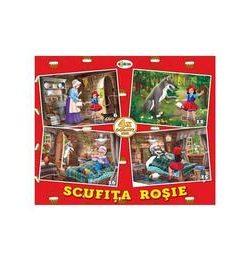 Puzzle - Scufita Rosie