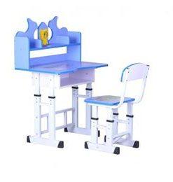 Set birou copii albastru - Unic Spot Ro