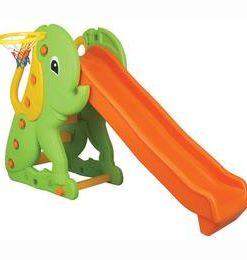 Tobogan cu cos de baschet Elefant - Pilsan