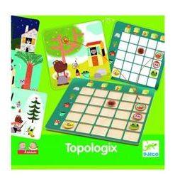 Topologix - joc de logica - Djeco