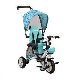 Tricicleta pliabila Byox Bloom Blue
