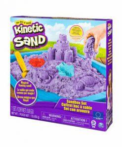 Kinetic Sand set Mov