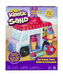 Kinetic Sand, set de joaca masina de inghetata