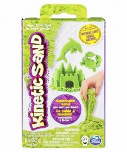 Rezerva nisip kinetic, 226g, verde