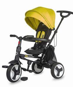 Tricicleta ultrapliabila Spectra Air Coccolle, Sunflower Joy