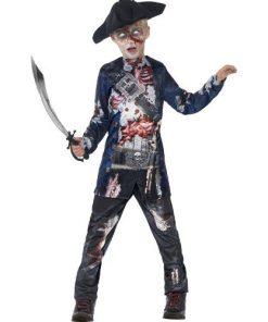 Costum Zombi Pirat