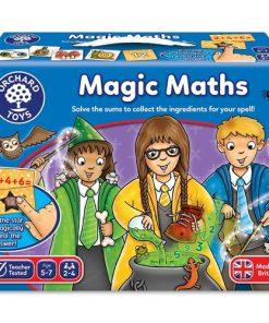 Joc Educativ Magia Matematicii