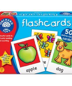 Joc Educativ in Limba Engleza Cartonase