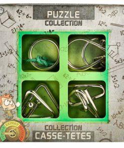 3D Junior Metal Puzzles Collection
